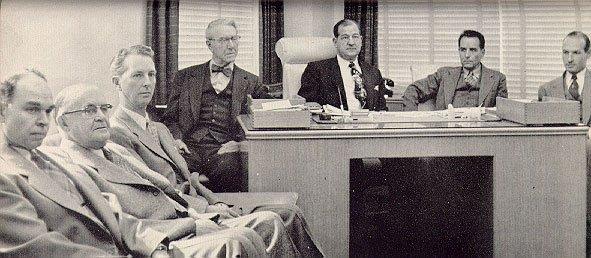 pre-1971 WT Board of Directors