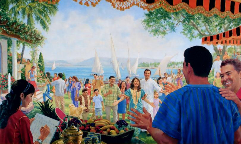 New Kingdom Paradise Don't Come Cheap
