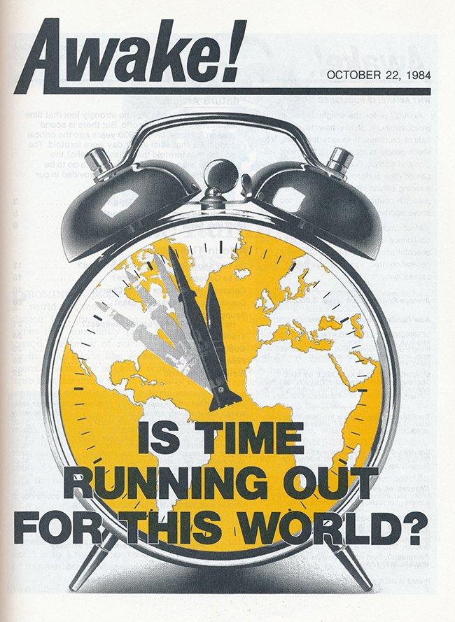 October 22, 1984 Awake Magazine