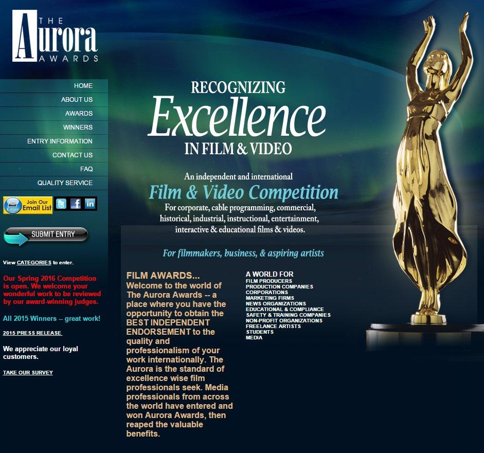 Aurora_awards